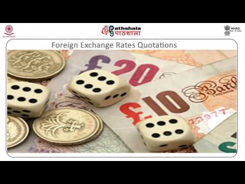 Foreign Exchange Rates (BSE)