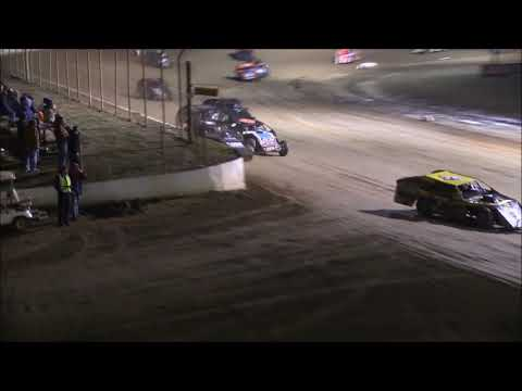 UMP Modified B-Main #3 from Portsmouth Raceway Park, October 18th, 2018.