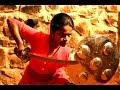 Kalaripayattu Training-Kalari Training for Women-Kalaripayattu Sword Fight by Buddha Kalari