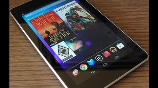 Google Nexus 7 Tablet Review Cool Product Good Price Point Smaller Screen