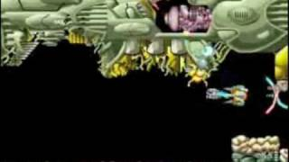 R-Type Big Ship Boss.mov