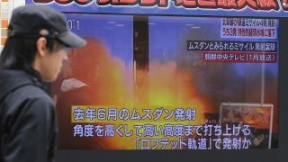 Report  North Korea fires missiles into the Sea of Japan
