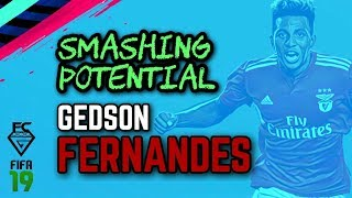 FIFA 19 SMASHING POTENTIAL: GEDSON FERNANDES