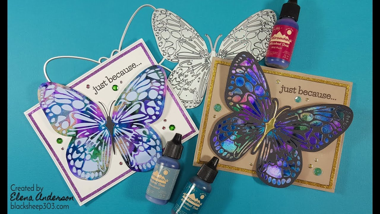 Butterfly Alcohol Pad