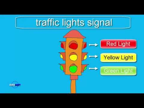 how to make traffic lights change