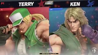 RSH Ultimate #52: DAMN. (Terry) vs Gospel (Ken) - Losers Finals