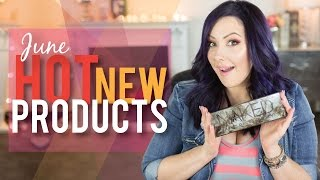 Hot NEW Beauty Products - June 2015 | Makeup Geek