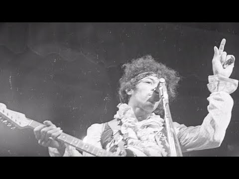 new Jimi Hendrix album Both Sides Of The Sky March 2018..!