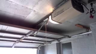 allister type iia garage door opener replace home inspector mandate