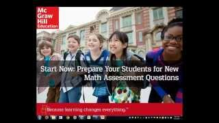 Start Now - Prepare Your Student for Math Questions