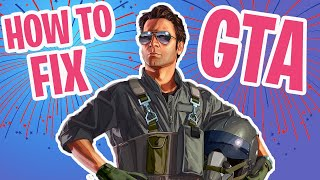 How To Fix Gta Online | The Countdown