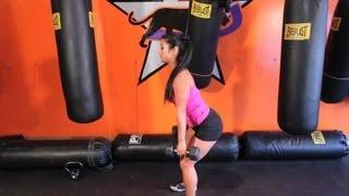 What Exercise Gets Skinny Legs Bigger? : Leg Exercises & More