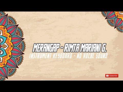 Rimta - Merangap (Karaoke No Vocal) Instrumen Keyboard