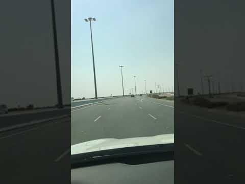 A driving guide to Al Rayyan Sports Club Hall via Al Shamal Road Exit 8