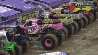 Monster Jam in Nashville June 18 2016 Nissan Stadium