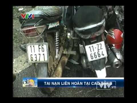 Cao Bằng: Tai nạn giao thông nghiêm trọng tại xã Quốc Toản, huyện Trà Lĩnh
