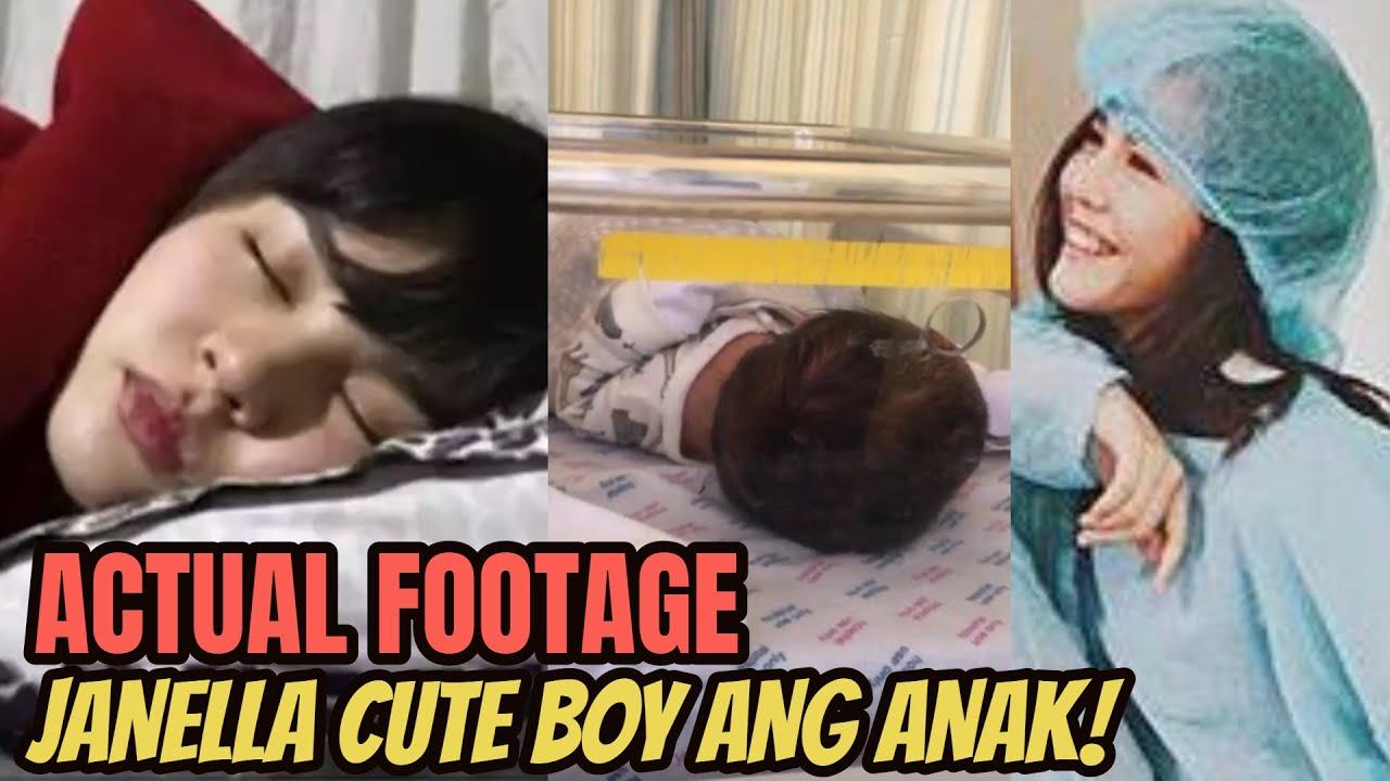 NANGANAK na si JANELLA Salvador Gives Birth BABY BOY | Markus Paterson DADDY Na!