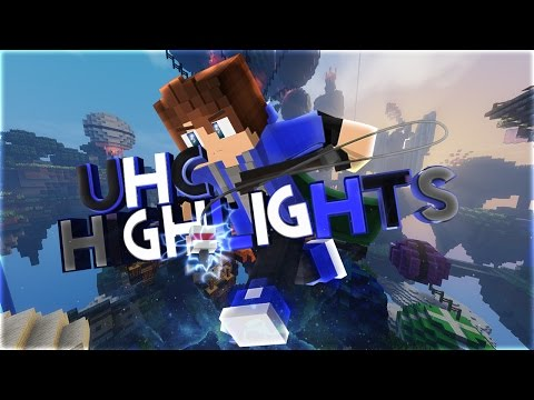 Hypixel UHC Highlights #96- Power 4 Flame + Daredevil = Goodnight