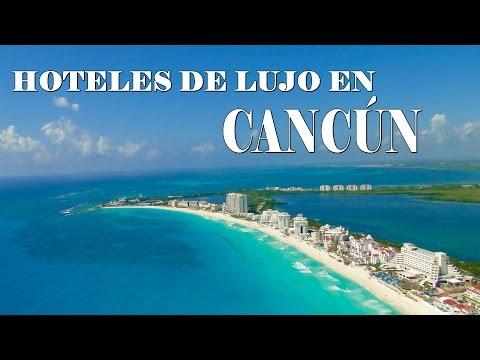 Hoteles de lujo en Cancún !