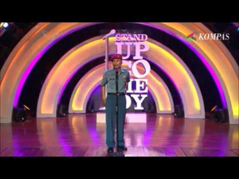 Sersan Dahlan Stand Up Comedy Indonesia 1