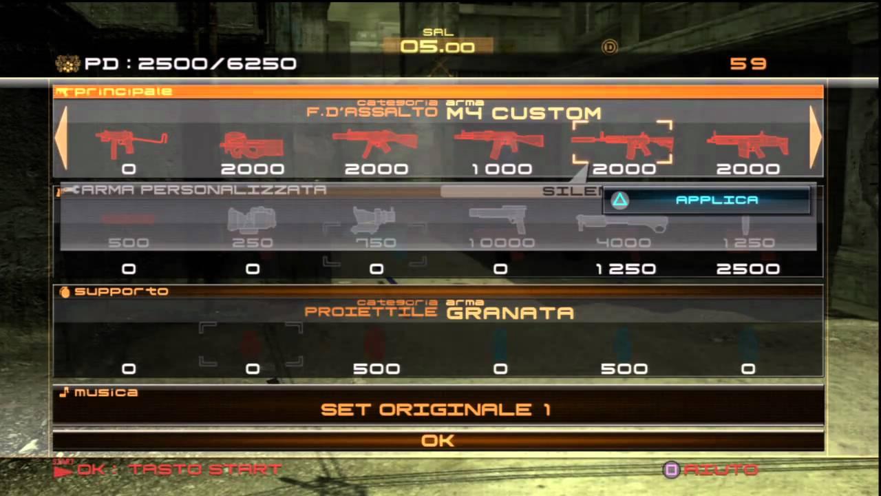 Mgo - Metal Gear Online - TRF vs 783 - RES C.C. - YouTube d379d1183