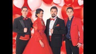 Śpiewająca Rodzina Kaczmarek Najpiękniejsze Melodie świata Koncert Walentynkowy