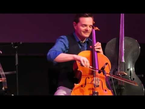The Piano Guys - A Thousand Years (Live At The Bridgewater Hall)
