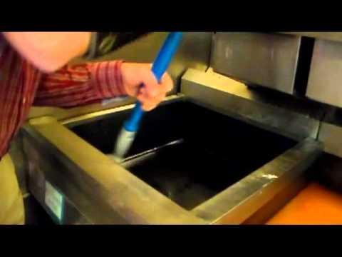 LJS Fryer Cleaning