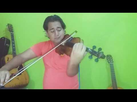 Que fácil es tocar reggaeton-(despacito) violin cover