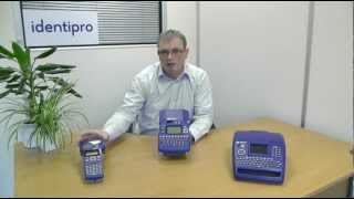 brady bmp51 hand held label maker a uk overview