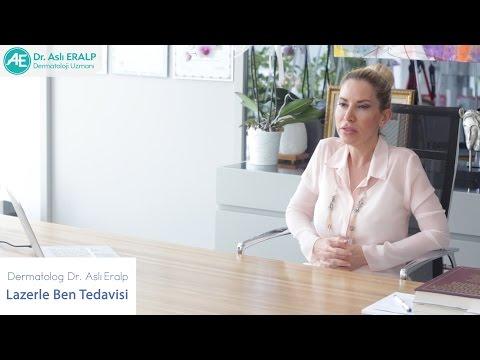 Lazerle Ben Tedavisi - Dermatolog Dr. Aslı Eralp