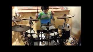 Korn  Coming Undone drum cover