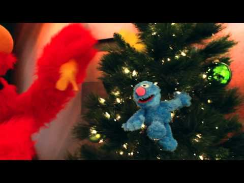 Official Sesame Street Live Holiday Card