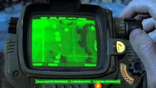 Fallout 4 Как собрать очень много клея и алюминия