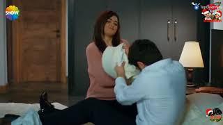 Любовь не понимает слов: Битва подушками (24 серия)