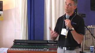 toft audio atb analog console demo sweetwater gearfest 09 exclusive