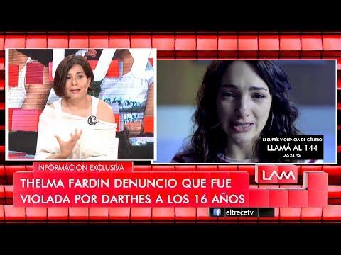 Los ángeles de la mañana - Programa 12/12/18 - Grave denuncia de violación contra Juan Darthés