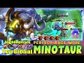 Minotaur perfect rage mode top 2 global minotaur by blackdontcrack mlbb mp3