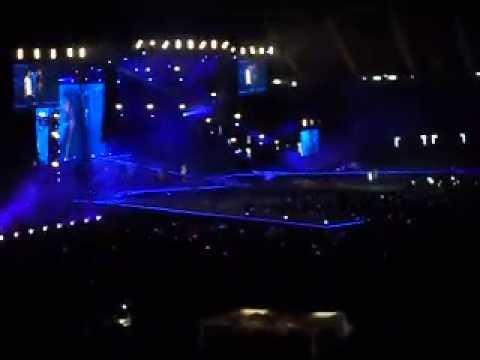 Concerto dei Modà - Stadio Olimpico Roma -11/7/'14 -3° PARTE