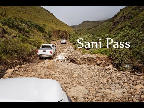 Sani Pass - Lesotho 2018-04
