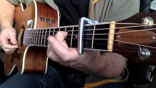 Auld lang Syne - Easy Solo Fingerstyle