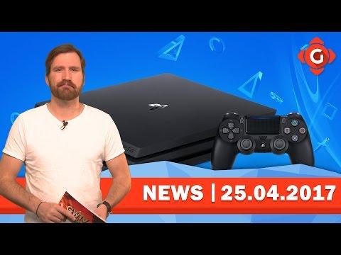 KRASS: PlayStation 4 Pro für nur 99 €! Kommen neue Mobile-Titel von Blizzard?  GW-NEWS