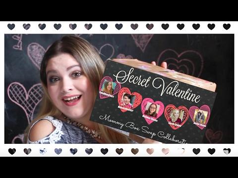💗 SECRET VALENTINE MOMMY BOX SWAP!