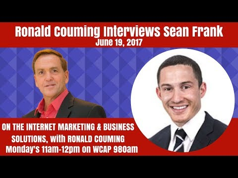 Ronald Couming, interviewing Sean Frank 6-19-17