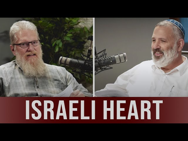 The Israeli Heart, Bringing Blessing to the World | Talking Israel