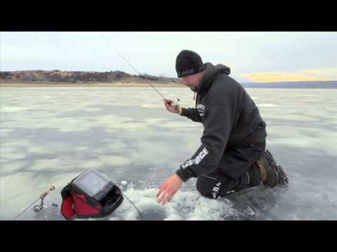Ice Fishing Lake Francis Case, SD - In-Depth Outdoors TV Season 8, Episode 7