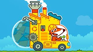 Gambar cover Fox Factory - Learn coding with Fox (Studio Pango) - Best App For Kids