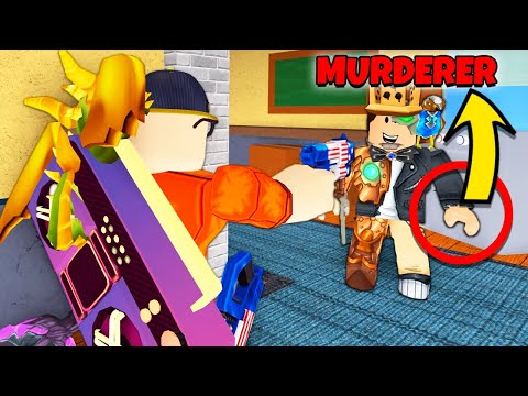 How to ALWAYS WIN in Murder Mystery 2!! (Roblox)