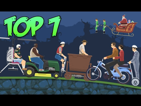 Top 7 Happy Wheels Characters In Bad Piggies Youtube