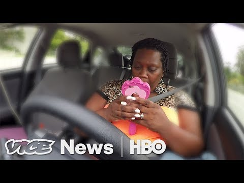 Thumbnail: Driving For Uber, Sleeping In Her Car: VICE News Tonight on HBO (Full Segment)